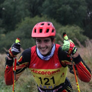 Looking back on the Belgian roller skiing championship