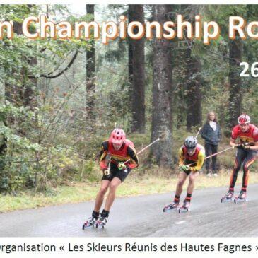 Belgian Championship Rollerski 26/09/2021